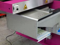 ELENA 800-II-Box, part support system